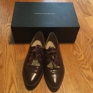 French Connection loafers